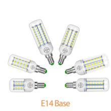 E27 Led Light Bulb 220V Corn Bombilla E14 High Power GU10 Lamp 3.5W 5W 7W 9W 12W 15W 20W Candle For Chandelier