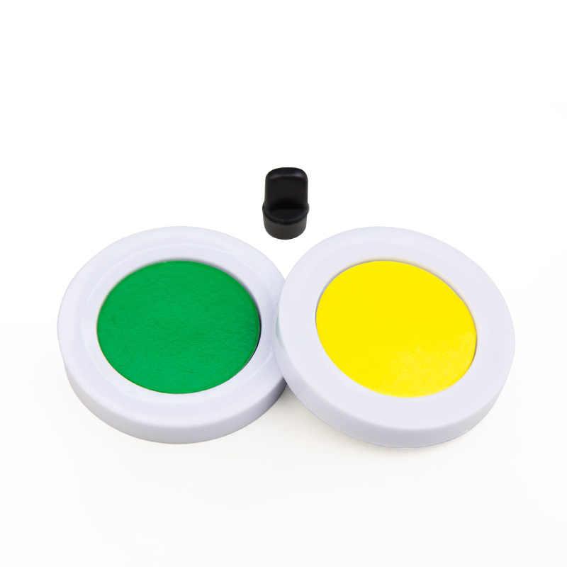 New Magic Trucchi Arcobaleno Chip del Cambiamento di Colore di Chip Giocattolo Classico per Principianti Commedia Mago Close Up Stage Illusioni Trucco Puntelli