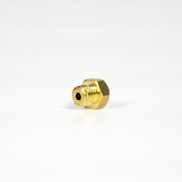 Imprimante 3D plus longue LK1 buse d'imprimante 3D bouche en cuivre Compatible avec Alfawise U20