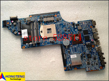 Original 659149-001 for HP pavilion DV6 DV6-6000 laptop motherboard with chipset HD6490/1G QUA 100% Test ok