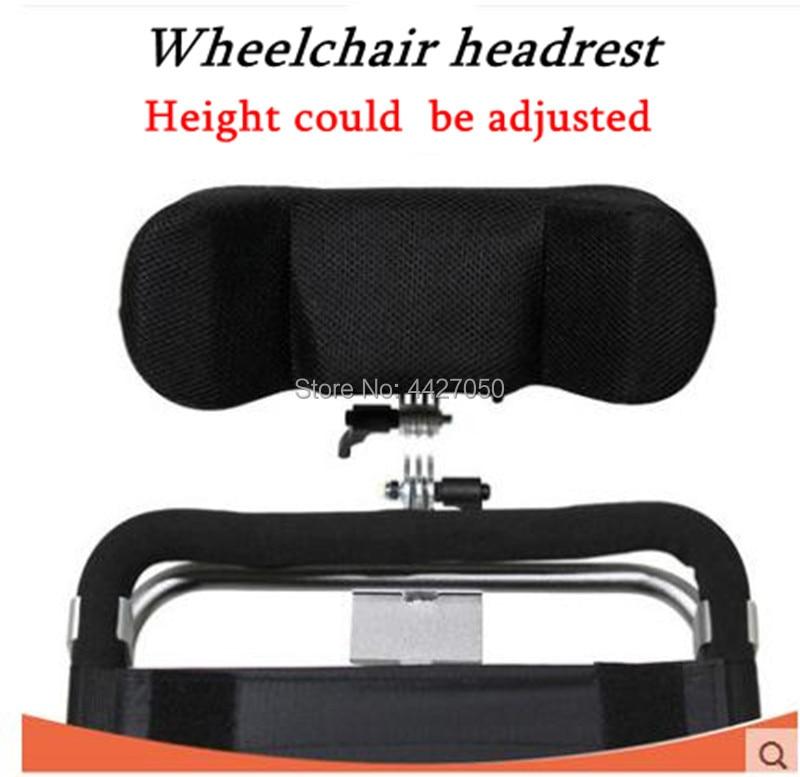 2019 manual power good quality electric wheelchair pillow headrest