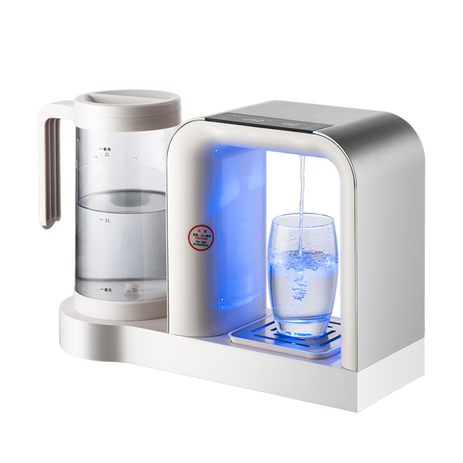 220V pure bottled water drawer water tank intelligent constant temperature desktop water dispenser smart tea machine