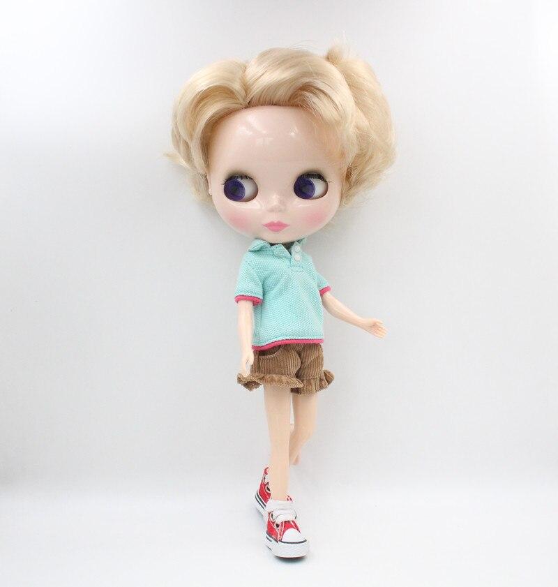 送料無料ビッグ割引 RBL 591 DIY ヌードブライス人形の誕生日の贈り物 4 色ビッグアイの人形美しい髪かわいいおもちゃ  グループ上の おもちゃ & ホビー からの 人形 の中 1