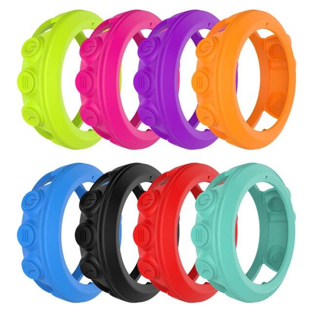 1 шт. силиконовые Защитный чехол Обложка для Garmin Fenix 3 HR Quatix 3 Tactix Bravo Смарт-часы мягкий Защитный чехол Высокое качество