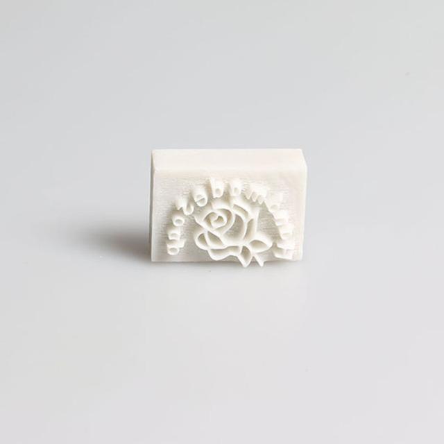Handmade Soap Flower Pattern Soap Stamp