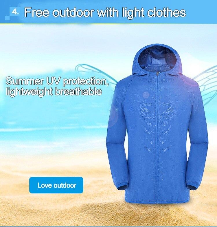 Outdoor Waterproof Hiking Clothing