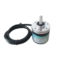 цена на MSTBODEN Incremental Pulse NPN Collector Open Circuit Output Photoelectric Rotary Angle Displacement Sensor Encoder