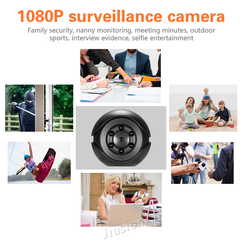 sq6 sq11 mini surveillance camera and camcorder with full hd 1080p recording and motion sensor detection