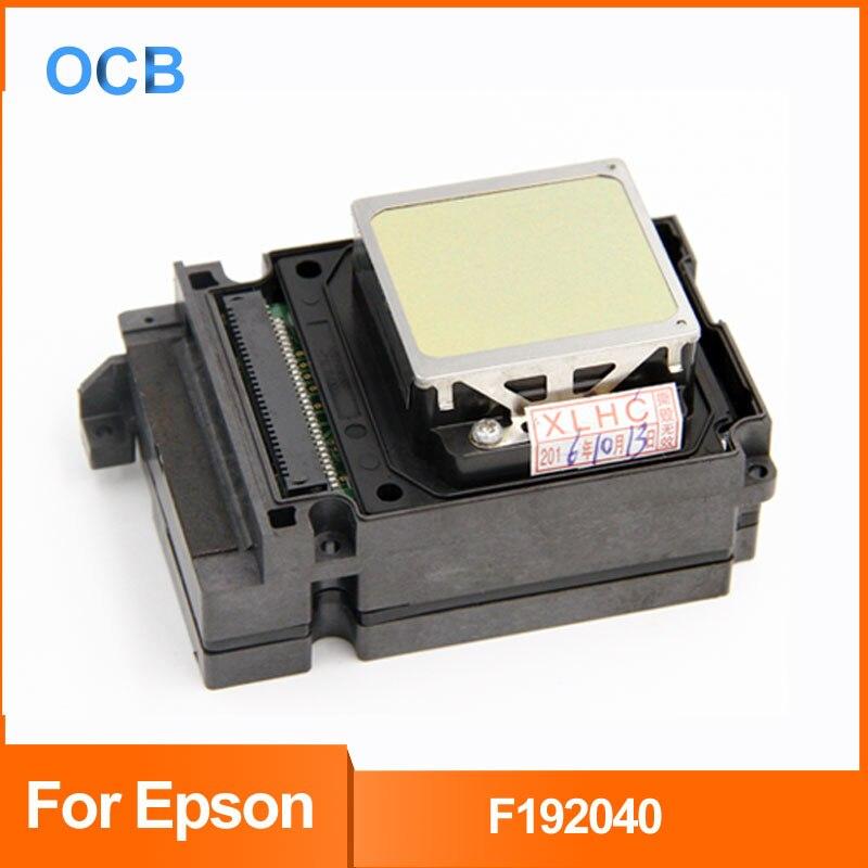 F192040 Tête D'impression Pour Epson TX800 TX800FW TX810 TX820 A700 A800 A810 P804A PX720 PX730 PX820 UV Imprimante Tête UV Tête D'impression