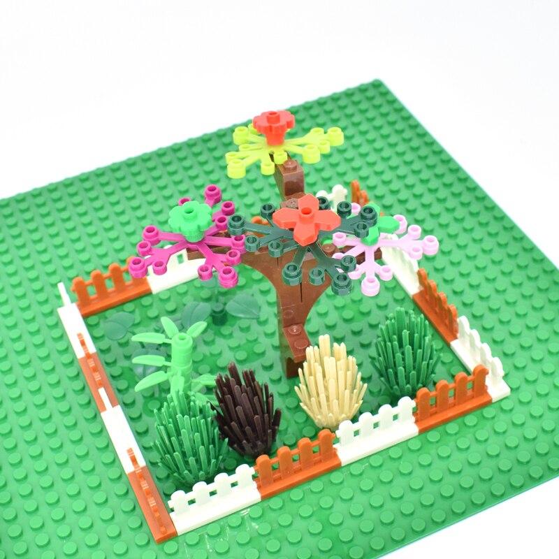 Creative Uses For Bricks: Building Blocks City DIY Creative Gardn Bricks Toys For