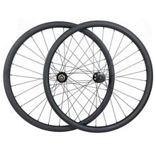 1330g 29er MTB XC 30mm clincher tubeless carbon wheels hookless wheelset Novatec D791SB D792SB 15X100 12X142 SHN 10s 11s XD 12s