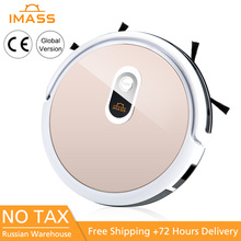 IMASS A3 Robot Vacuum Cleaner Sweep & Wet For Pet hair and Hard Floor 78mm Ultra Thin Thickness For Automatic Recharge melanie mcgrath hard soft and wet