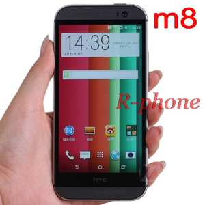 HTC M8 ONE Quad-Core 32GB GSM/WCDMA 8mp Refurbished 3-Camera Mobile-Phone Android 4.4