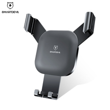 SmartDevil Gravity Slot Car Phone Holder for iPhone 7 Mount Stand GPS Samsung S8 S9 Mobile Holde