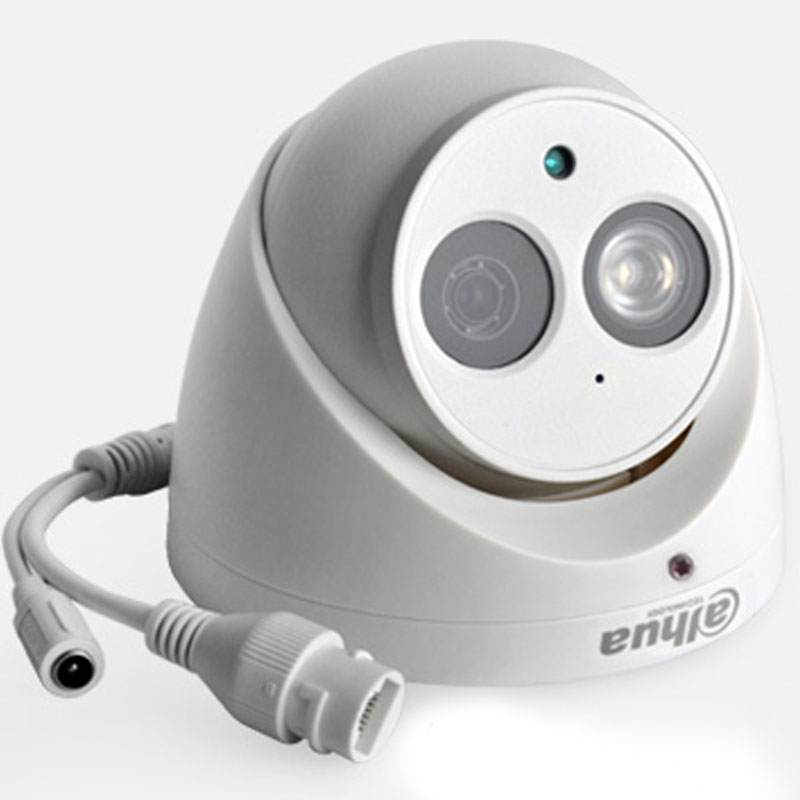 Image 3 - Dahua POE 6Mega Pixel IP camera IPC HDW4631C A H.265 6MP CCTV Dome Mental Security Camera Built in Mic ONVIF with brPFB204W hot-in Surveillance Cameras from Security & Protection