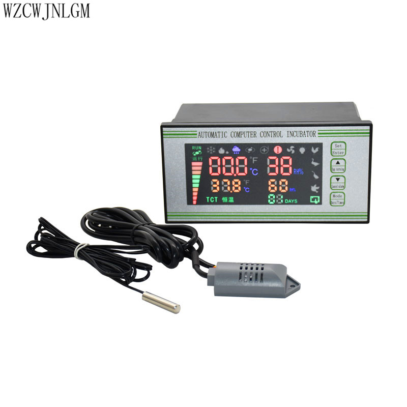 XM 18S incubator 220V controller thermostat automatic and multifunctional egg incubator control system 1set