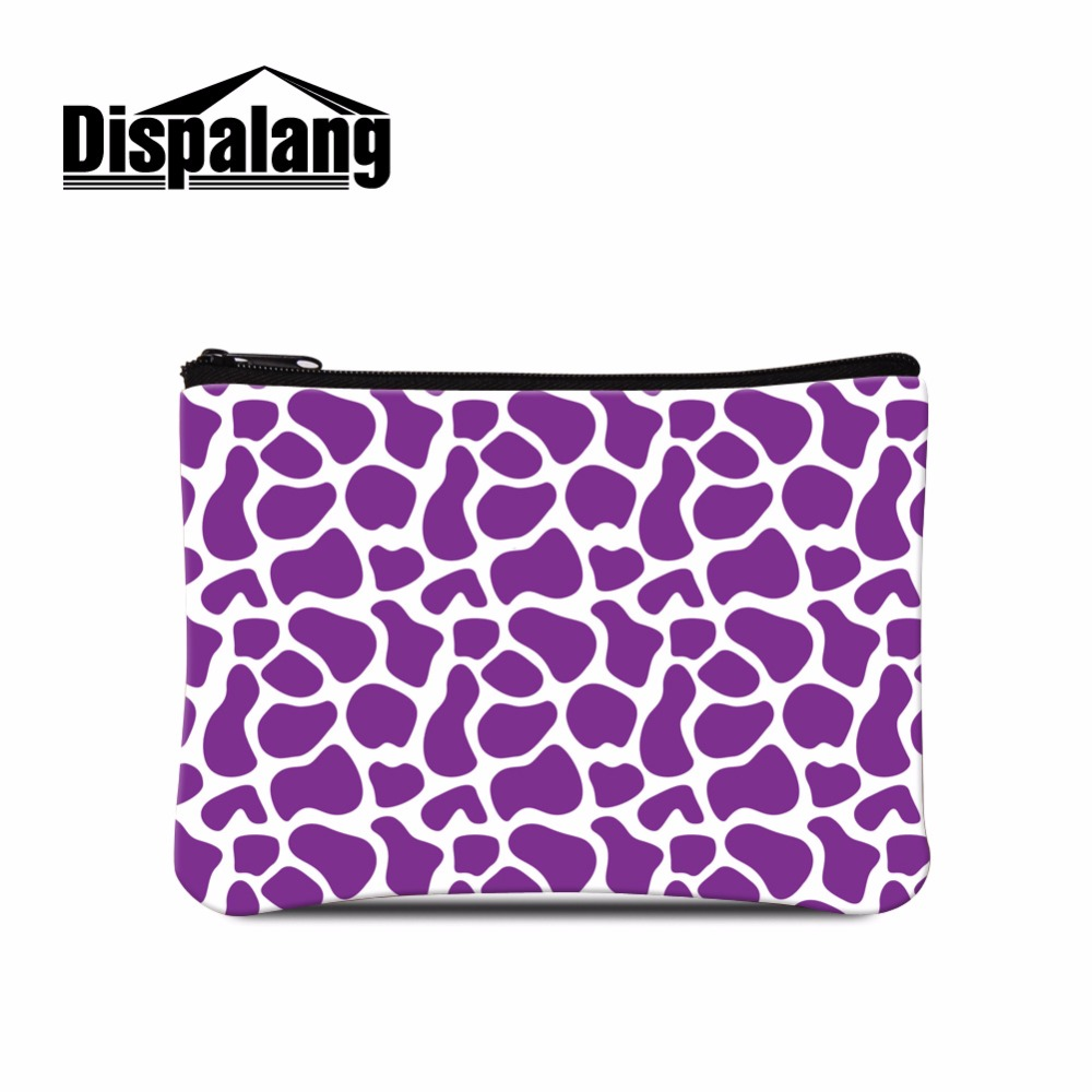 Giraffes Pouch Bag Case Coin Purse for Women Wallet Bags for Girls Animal Coin Case Stylish coin wallet for children Money bags
