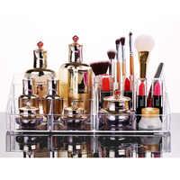 PS maquillage organisateur transparent produits de maquillage boîte de rangement coiffeuse organisateur rangement maquillage cosmétique organisateur boîte