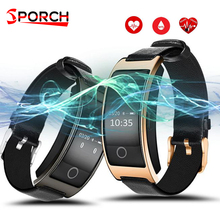 Sporch CK11S Smartband Blood Pressure Watch Blood Oxygen Heart Rate Monitor Smart Bracelet Pedometer IP67 Waterproof Wristband