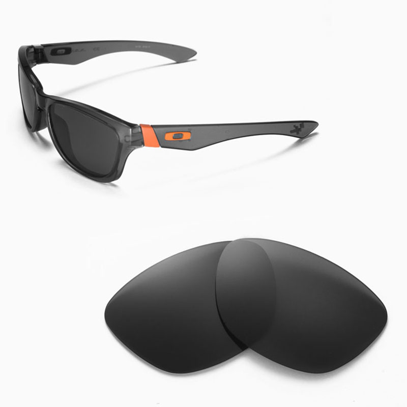 Walleva Polarized Replacement Lenses For Oakley Jupiter Sunglasses 7 Colors Available