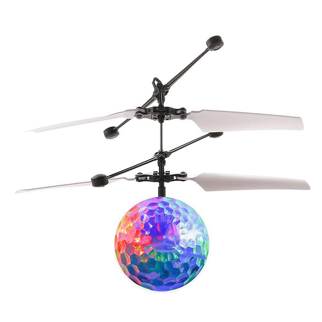 Whirly Bal EpochAir Crystal Knipperende LED Licht Vliegende Inductie ...