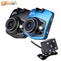 Car Camera GT300 Dual Lens Full HD 1080P Video Car DVRs Registrator Night Vision 170 Degree Wide Angle Black Box Dashcam