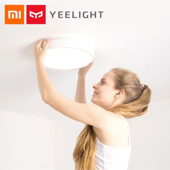 Xiaomi Yeelight YLXD01YL Intelligente Led-deckenleuchte Staub Widerstand Drahtlose Dimmen Unterstützung Google Hause