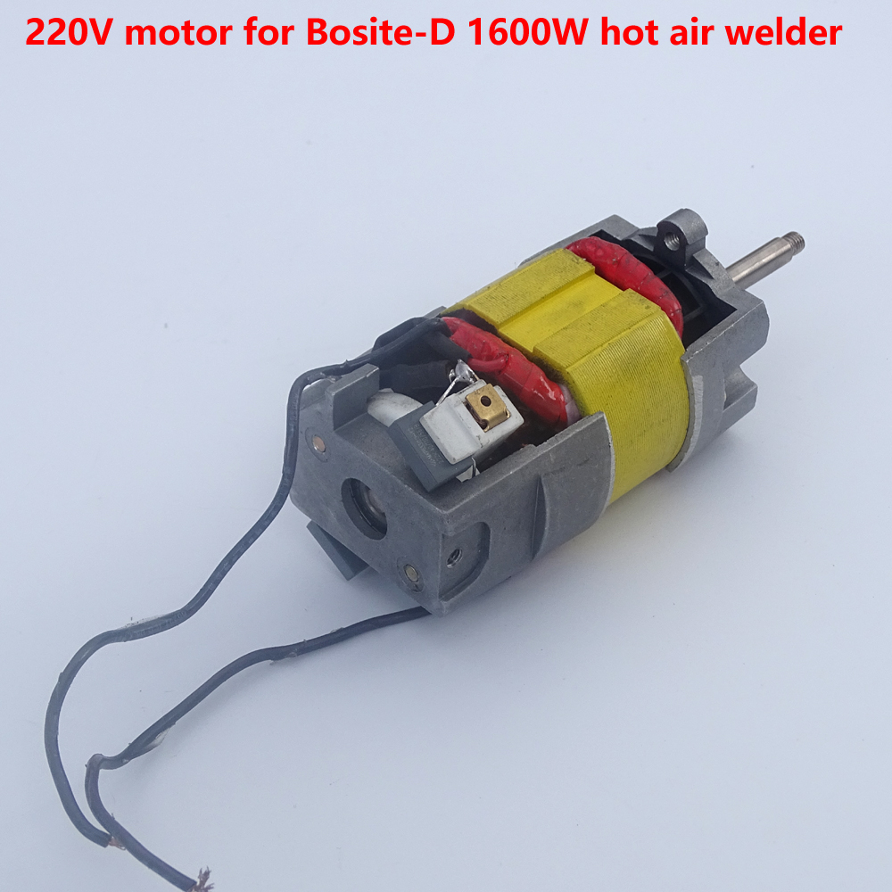 HKBST motors for Bosite-D and Trac S model hot air plastic welding gun welder ems dhl fast shipping 230v 3000w heat element for for heat gun handheld hot air plastic welder gun plastic welder accessories