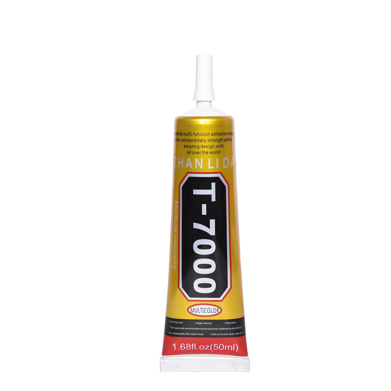 50ML T7000 Epoxy Glue Adhesive T-7000 Resin Glass Wood Fabric Textile Cloth Leather Plastic Touch Screen Paper Rubber Phone Bts50ML T7000 Epoxy Glue Adhesive T-7000 Resin Glass Wood Fabric Textile Cloth Leather Plastic Touch Screen Paper Rubber Phone Bts