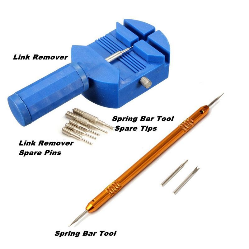 watch repair tool set (11)