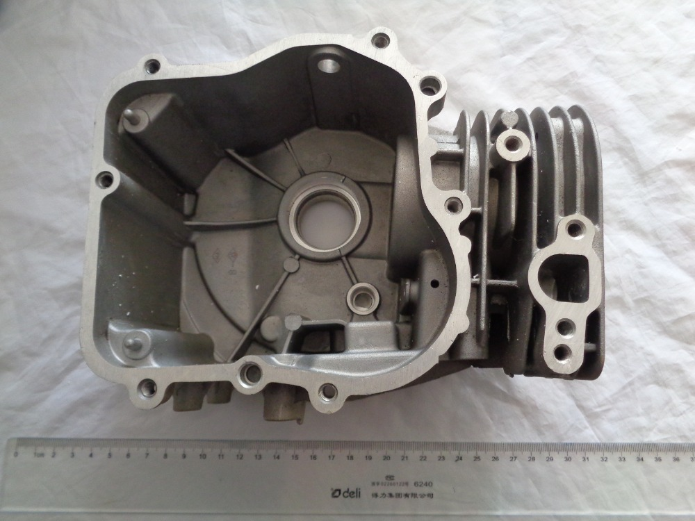 2.5HP 154F Generator Crank Case Assembly,1.5KW Generator Crank Case Assembly, Generator Part,154F Generator Accessory2.5HP 154F Generator Crank Case Assembly,1.5KW Generator Crank Case Assembly, Generator Part,154F Generator Accessory