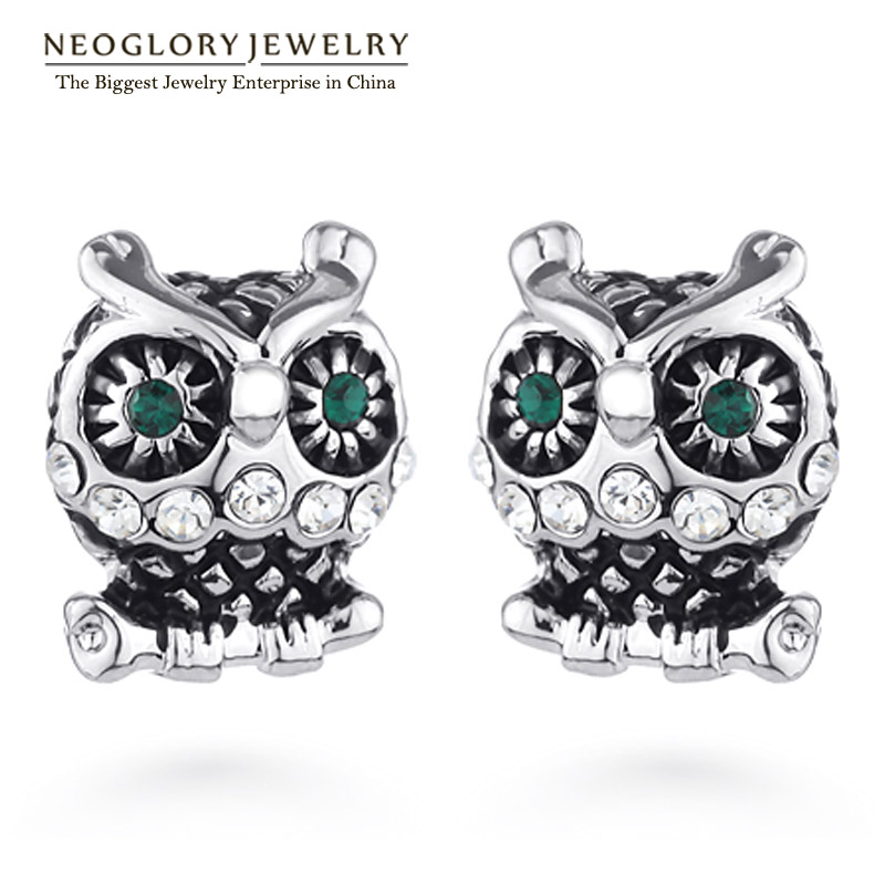 u30fe      uff89neoglory silver plated  u15d5 vintage vintage retro chinese lion stud earrings charm  u2022 u0300  u2022 u0301
