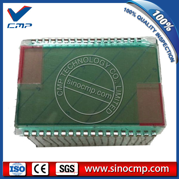SK-1  Kobelco Excavator Monitor LCD Screen Panel e320c 320c excavator monitor connector wire 157 3198 260 2160