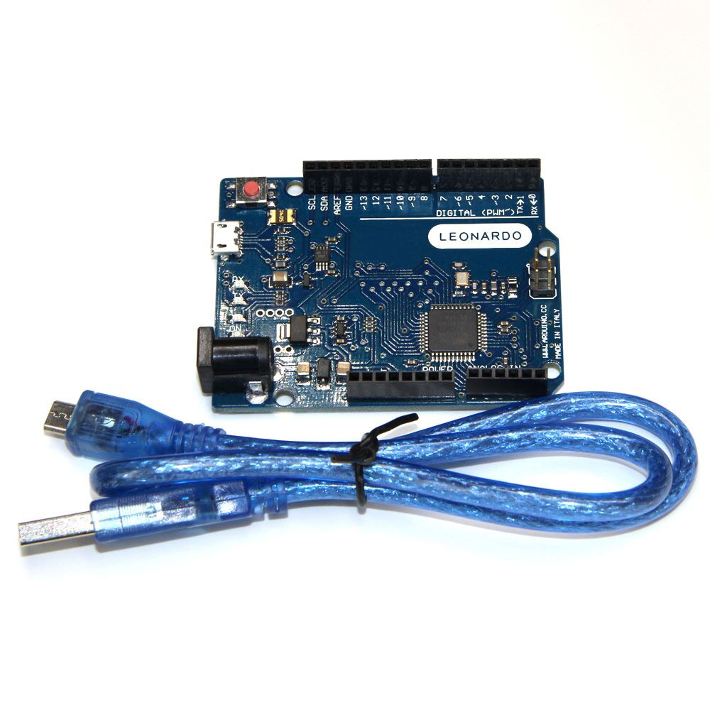 цена на Leonardo R3 development Board Microcontroller ATmega32u4 for arduino + USB Cable