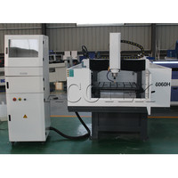 China factory price cheap 600*600mm wood cnc router for 3d models