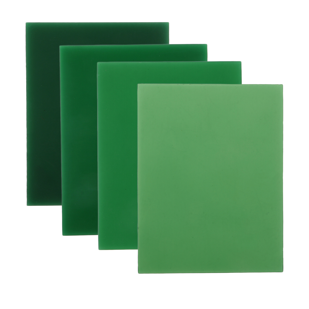 Heavy Duty <font><b>Wax</b></font> Carving Slices 1mm/2mm/3mm/4mm Green <font><b>Wax</b></font> Design Carving <font><b>Jewelry</b></font> Models Material image