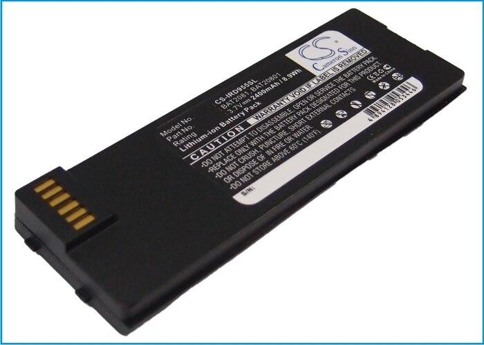 Cameron Sino Wholesale Satellite Phone Battery For IRIDIUM 9555 (P/N For IRIDIUM BAT20801 BAT2081 BAT31001) New(China)