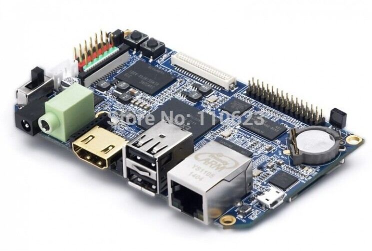 все цены на FriendlyArm Quad Core A9 NanoPC-T1 kit High Quality Low-cost Development Board Android онлайн