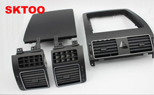 SKTOO For Volkswagen 2008-2015 Touran outlet / instrument air rear vents