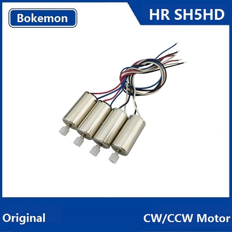 1PCS HR SH5 SH5HD RC Quadcopter Spare Parts CW/CCW Motor (BUY 4PCS 15% OFF)