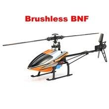 WLtoys V950 2,4G 6CH 3D6G система бесщеточный мотор без маховика вертолет BNF для дистанционного управления детская игрушка в подарок
