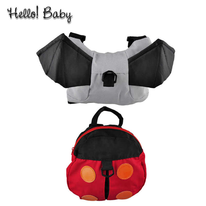 64fe8e3ce5 2017 Quality Security Safety Baby harness kids keeper Cartoon Backpacks for  Children Strap Bag Anti-