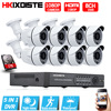 1080P HD 2 0MP Outdoor Hotel Home Security Camera System 1080P HDMI CCTV Video Surveillance 8CH