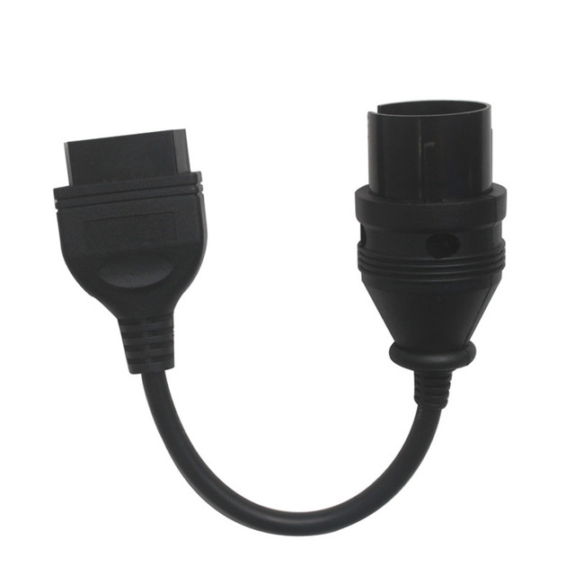 For BENZ 38Pin Cable OBD2 Diagnostic Adapter For Mercedes Diagnostic Tool OBD2 OBD Connector Cables For Benz 38 Pin to 16 Pin
