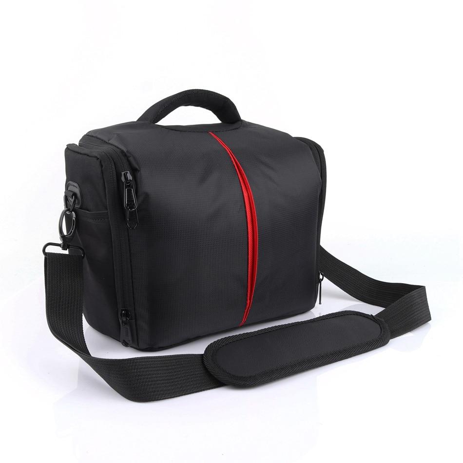 Camera Case Shoulder Bag For Canon EOS 200D 100D 80D 77D 70D 60D 60Da 40D 50D 6D 7D 5Ds 5Ds R 5D Mark IV III II 4 3 2 1 DSLR