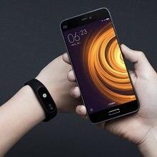 Original Xiaomi Mi Band 2 Fitness Tracker Heart Rate Monitor Smart Bracelet