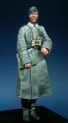 pre order-Resin toys  35003 German field officer  Free shipping