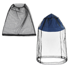 Lixada Outdoor Camping Hiking Bee Keeping Head Screen Mosquito Mesh Net Protective Cover Insect Gnat Repellent Netting