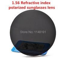 585a844a32 HD optical Lens 1.56 Myopic Astigmatism Prescription Polarized Lenses Mens  And Women UV400   GRAY   brown Eyeglasses Optical