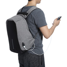 Luggage Bags - Luggage  - Multifunction Travel USB Port Backpack For Men